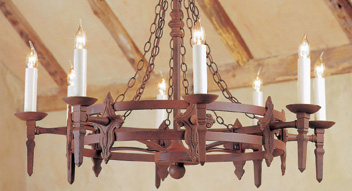 Castle Ceiling Lights