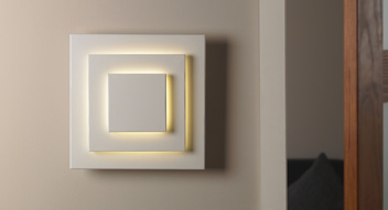 Flush Wall Lights