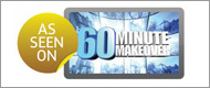 As seen on 60 Minute Makeover